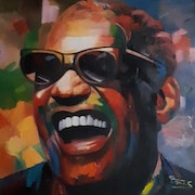 Ray charles V. T. Me. S