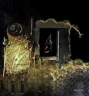 La Bottine D'Or et le Serpent. Dalhia