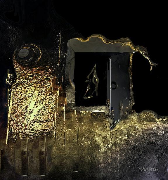 La Bottine D'Or et le Serpent. Dalhia Dalhia