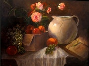 """The Milk Pitcher"". Cheryl Ann Hardy"