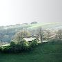 Paysage du Tarn - Drôle de lumière. Wazaha78