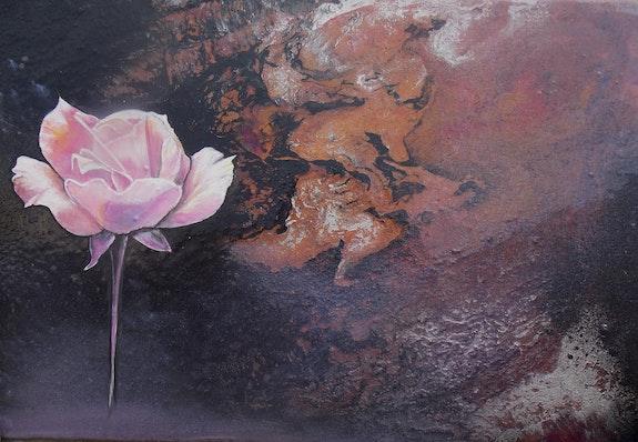 Rose. Isabelle Le Pors Isabelle Le Pors