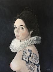Mathilde Noblesse et provocation.