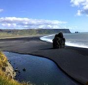 Paisaje de Islandia. M. Pilar
