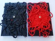 Algorithms in Red & Black.