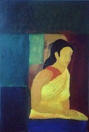 Borders of life. Devendra Patel