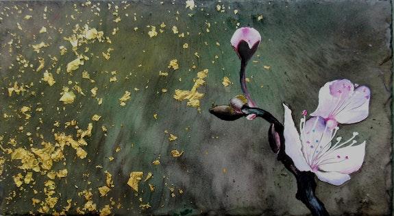 Le cerisier. Isabelle Le Pors Isabelle Le Pors