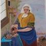 La Laitière. Ilham Balarh