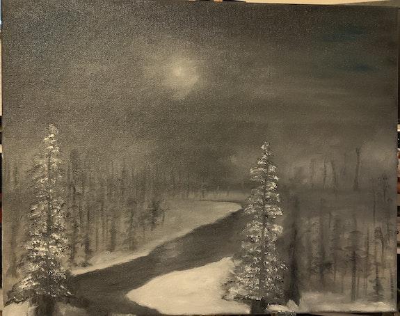 Winter's Night. Jean Marie Taddei Jean Marie Taddei