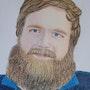 Beau barbu.