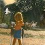 Goat Whisperer. Neal Farncroft
