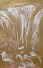 Near the Waterfall. Michela Curtis