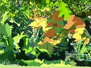 2019-09-16 Jungle. Michel Normand