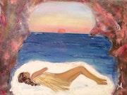 Angel Sleeping. Michela Curtis