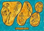 Nudistes au Cap d'Agde 4182.. Dominique Cauvé