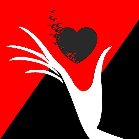 Coeur et Oiseaux. Kindler Jean-Jacques Jean-Jacques Kindler