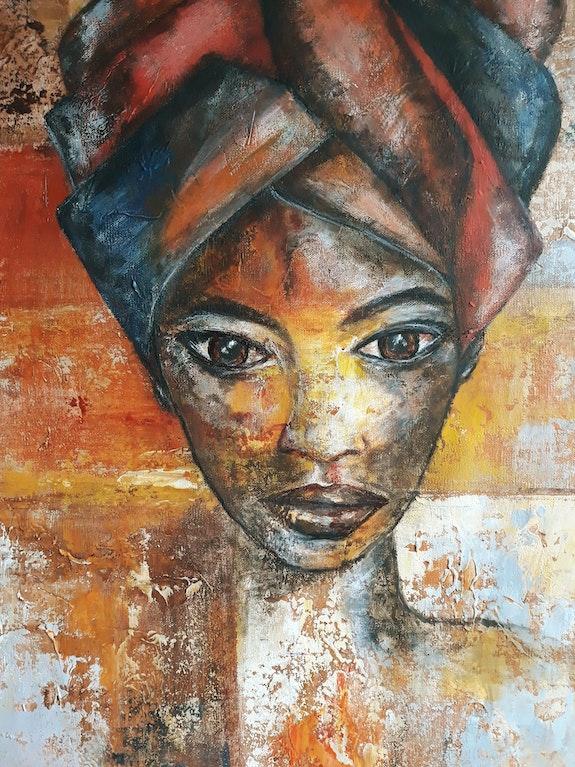Ma petite africaine. Canon Simone Mounette