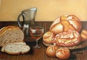 Du pain et du vin.