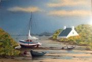 Paysage breton.