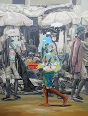 Enfance effacée 1993 b1. William Tagne Njepe