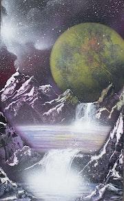 Cosmos view. Jevgenijs Carenoks