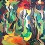 Bosque. Marisol Usandegi
