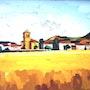 Pueblo rural. Marisol Usandegi
