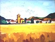 Pueblo rural.