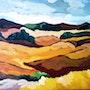 Campos de trigo. Marisol Usandegi