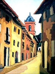 Calle de Gares.