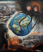 La guerre. Jean-Michel Masse