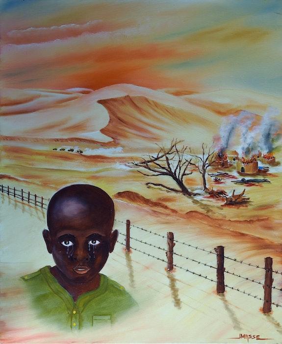 L'enfant soldat. Jean-Michel Masse Jean-Michel Masse
