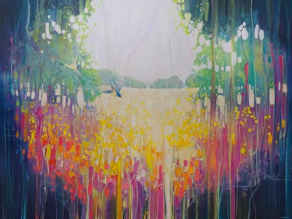 Summer Dissolving by Gill Bustamante.  Gill Bustamante - Artist