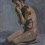 Nude Study. Frank Hegemann