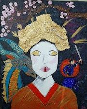 La Geisha. Ann