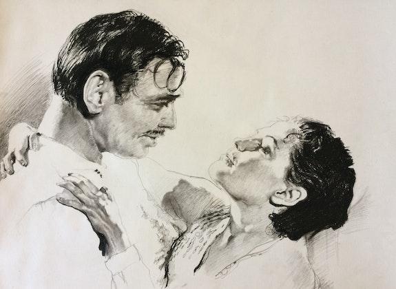 Clark et Yvonne. Patrick Couvet Patrick Couvet