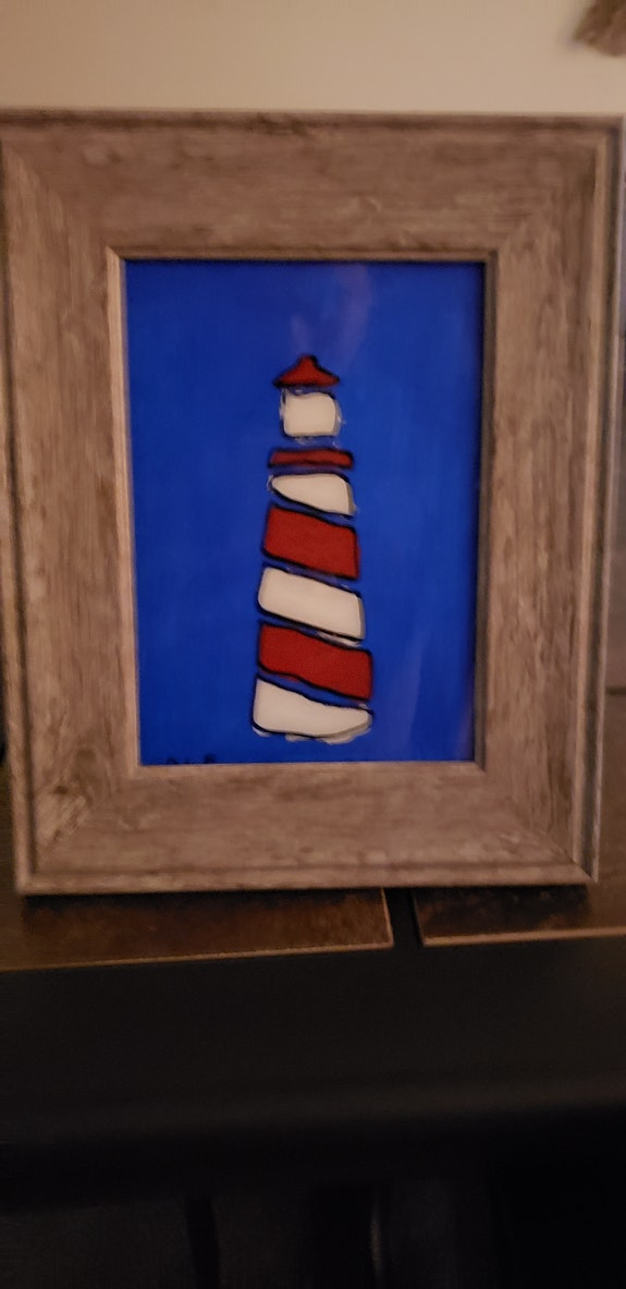 Lighthouse. Diana Easton Diana Easton