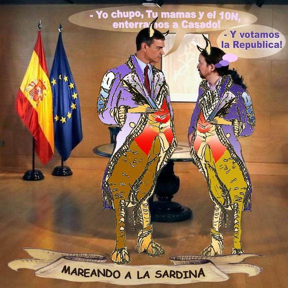 - Mareando la sardina.. José Banegas- José Banegas