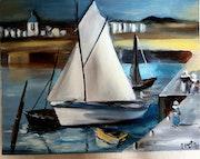 Port breton. Monique Martin