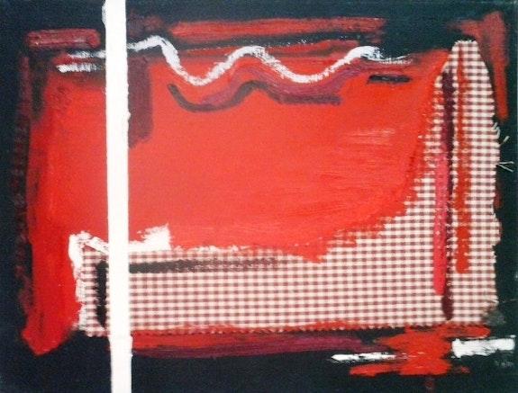 Oleo-Collage. Marisol Usandegi Marisol Usandegi