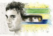 Ayrton Senna Da Silva..