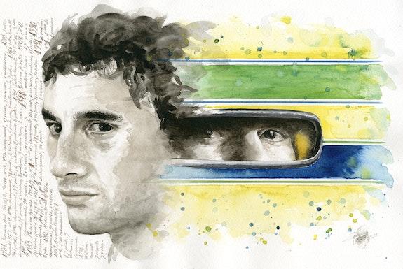 Ayrton Senna Da Silva.. Nicolas Cancelier 1967