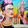 Frida «La vie insiste pour être mon amie et le destin mon ennemi». Sophia Force