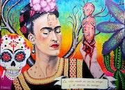 Frida «La vie insiste pour être mon amie et le destin mon ennemi».