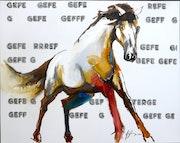 Les chevaux 37. Géfé