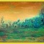 Paysage abstrait. Maï Laffargue