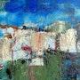 Provence bleue,. Jacques Donneaud