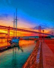 Le célèbre pont.