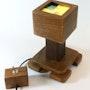 Old Art, New Lamp. Greg Halsey