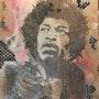 Jimi Hendrix. Breek Kuntz